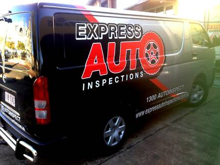 EXPRESS AUTO INSPECTIONS - Strathpine