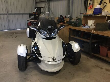 Can-am Spyder 2013 ST Limited