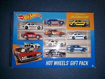 9pack - Hot Wheels 70's Ford Escort RS1600 ** exclusive yellow one mk1