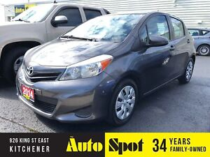2014 Toyota Yaris LE/LOW, LOW KMS/PRICED-QUICK SALE!
