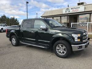 2015 Ford F-150 Lariat ONE OWNER LOCAL TRADE