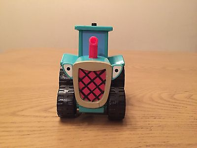 Bob The Builder Plastic Talking Travis Tractor Vehicle Toy