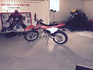 Crf 110 and crf 230