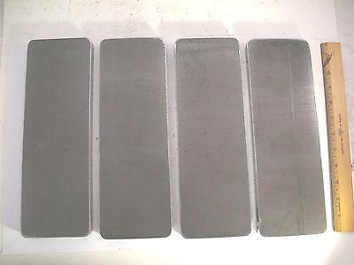 New 20 Ton Steel Shop Press Plates 34 X 4 X 12 H-frame 4 Bar Arbor Bed Set