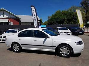 2004 Ford Falcon Sedan ** Finance Me From Just $25 p/w **