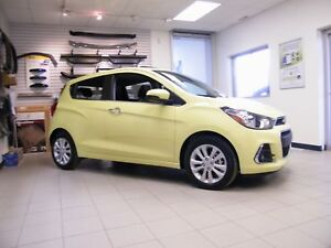 2018 Chevrolet Spark 2LT CVT IT'S NOT SMALL, IT'S FUN SIZE!!