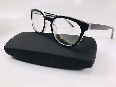 New Designer Inspired SUCCESS SS-125 Matte Black Eyeglasses 47mm with (Knock Off Designer Eyeglass Frames)
