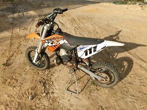 KTM 50 SX (SENIOR SIZE)
