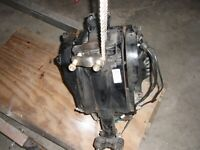 Mercury Outboard  60 hp tilt and trim assembly