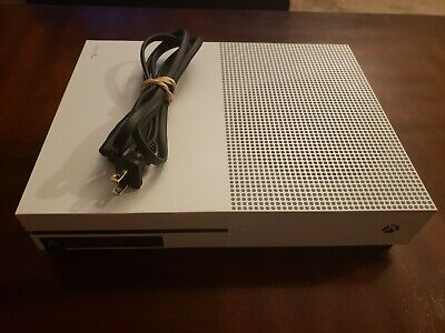 Microsoft Xbox One S 1TB Console, Power Cord only