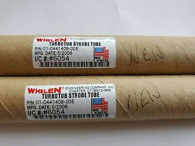 Whelen Turbotub Strobe Replacement Tube 01-0441409-00e