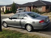 2003 Ford Falcon Sedan duel fuel Noble Park Greater Dandenong Preview
