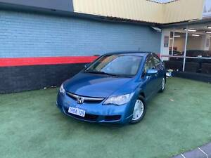 2007 HONDA CIVIC HYBRID AUTOMATIC SEDAN 36 MONTHS FREE WARRANTY Kenwick Gosnells Area Preview