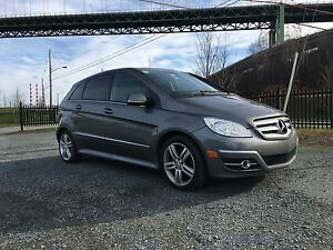 2009 Mercedes B200 Turbo