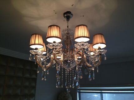 French provincial chandelier
