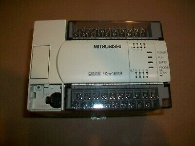 Mitsubishi Programmable Controller Plc Fx2n-16mr-esul 100-240vac