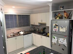 Second hand kitchen with all appliances