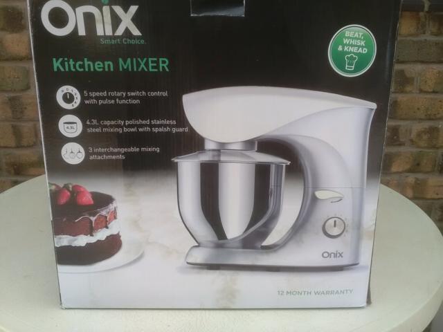 Onix Kitchen Mixer Creepingthyme Info