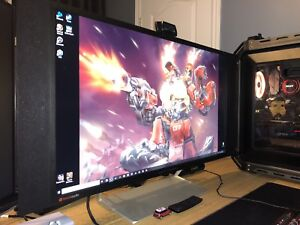 32po 1440p gaming monitor with Beats audio