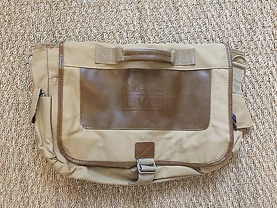 NEw Field & Co Cambridge Collection Laptop Messenger Bag MedScape (Cambridge Laptop Bag)