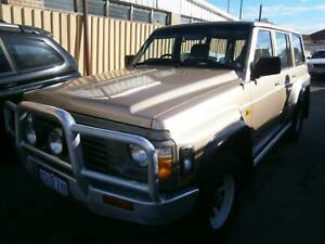 Nissan Patrol ***FREE 12 MONTHS WARRANTY*** Bayswater Bayswater Area Preview