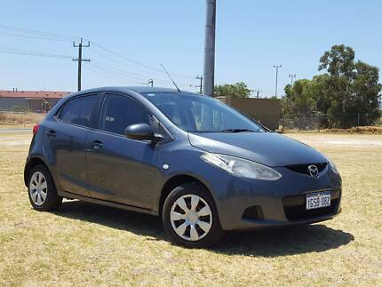 2007 MAZDA 2 NEO  AUTOMATIC ONE YEAR FREE WARRANTY Maddington Gosnells Area Preview