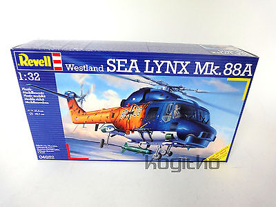 NEUOVP Revell Westland Sea Lynx Mk.88A 1:32 Modellbau Bausatz 04652 Hubschrauber