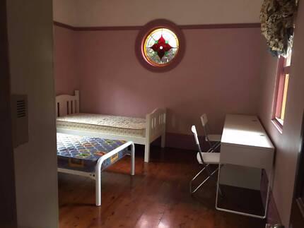 Strathfield twin/double bedroom, 2 mins walk to station $350