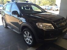 Holden Captiva LX Adamstown Newcastle Area Preview