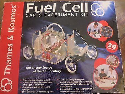 Thames   Kosmos Fuel Cell Car   Experiment Kit 30 Experiments Energy Source