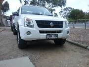 2007 Holden Rodeo Ute 5 SPEED LOW KMS Mount Pleasant Barossa Area Preview