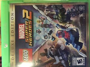 Marvel super heroes 2 deluxe edition xbox one