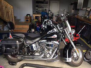 2007 Harley Davidson Heritage Softail $14,500 OBO