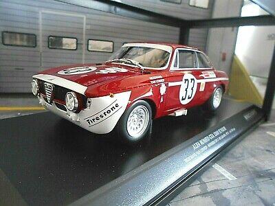 ALFA ROMEO GTA 1300 Giulia Jarama 1972 #33 Hezemans Lennep DIV 1...