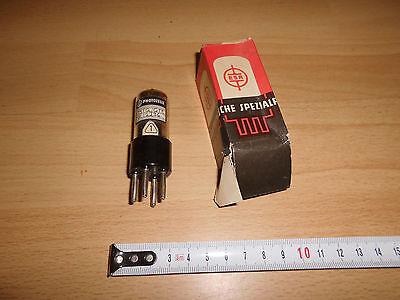 1 x Photozelle, ältere Fotozelle, Logo ESR, NR 473 FQ / GTE MK 12296, gebr.
