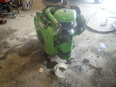 Wisconsin V465d Gas Engine 3 Avail Nice Runners Generator Pump Chipper
