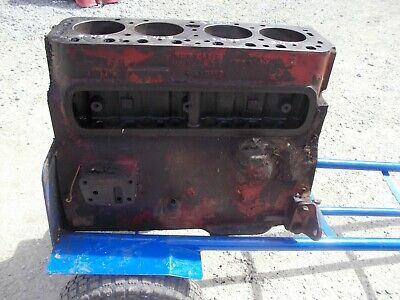 International 350 Utility Tractor Original Ih Ihc C-175 Engine Motor Block