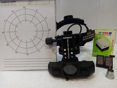 Led Binocular Indirect Ophthalmoscope Mg-51