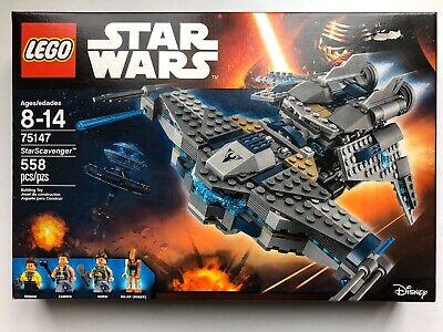 Lego Star Wars 75147 StarScavenger - New Sealed (US Seller)