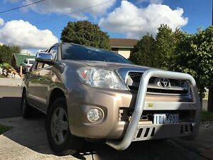 2010 Toyota Hilux Ute Broadmeadows Hume Area Preview