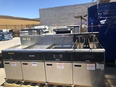 Usedgiles Eof-bibfflt2424 Electric Fryer W Oil Filter Rethermalizer 480v3