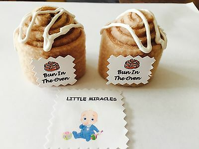 The Baby Game (LM 20 BUN IN THE OVEN BABY SHOWER FAVOR)