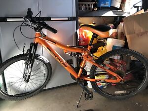 Youth Nakamura Mountain Bike 20""