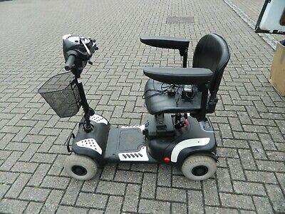 Mercury Prism mobility scooter with basket & charger