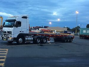 Trailer and truck Banksmeadow Botany Bay Area Preview