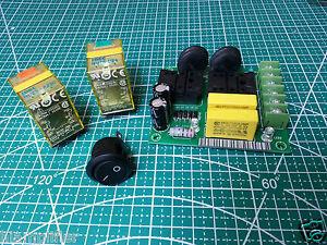 Assembled-High-Power-Soft-Start-Up-Board-220V-Operation-Best-for-Audio-Amplifier
