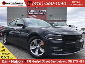 2016 Dodge Charger SXT | PUSH START|POWER GRP|HTD SEATS|BLUTOOTH