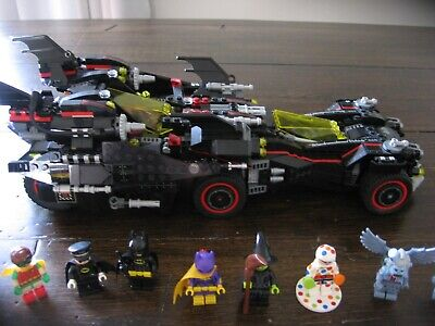Lego Batman Movie The Ultimate Batmobile - 70917 - Used, Perfect Condition