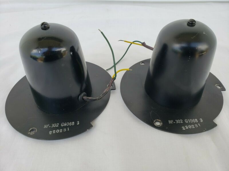 Jensen RP-302 PAIR Driver Tweeters 16ohms. Excellent condition! Vintage.