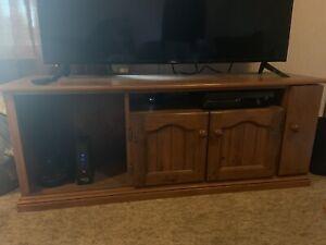 Tv unit and side unit